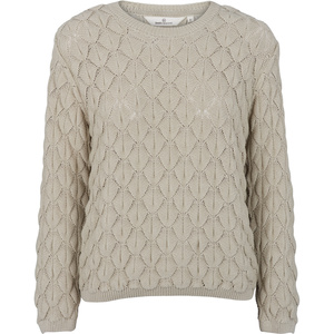 Pullover Vegan - Milla sweater - aus Bio-Baumwolle - Basic Apparel
