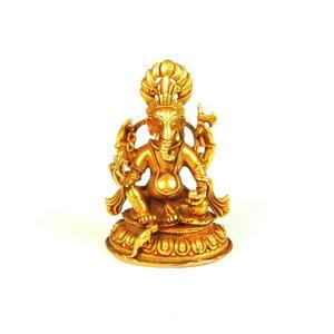 Ganesh vergoldet - Just Be