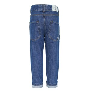 Slim Fit Jeans - Coole Kinder Jeans aus Bio-Baumwolle - Band of Rascals