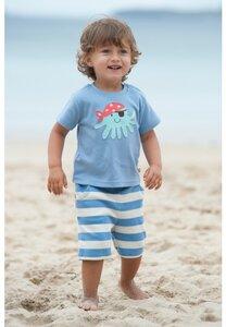 T-Shirt Oktopus - Frugi