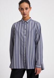 BLANCAA YD STRIPE - Damen Bluse aus Bio-Baumwolle - ARMEDANGELS