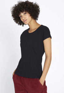 Damen T-Shirt aus Baumwolle (Bio)   T-Shirt ALOCASIA - recolution