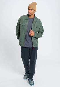 Herren Hemd aus Baumwolle (Bio) | Shirt OVERSHIRT - recolution