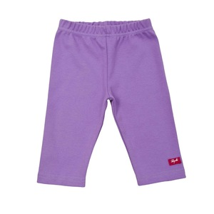 Baby Leggings violett Bio - People Wear Organic