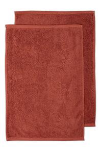 Soft Cotton 2er Badematten-Set 100% Bio- Baumwolle 850 gsm verschiedene Farben - jilda-tex