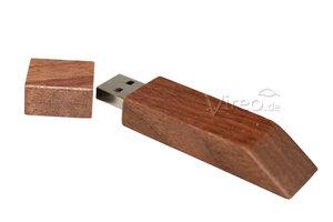 Vireo Holz USB Stick, angespitzt - 8GB - Vireo