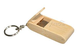 Vireo Holz USB Stick, klappbar - 8GB (Bambus) - Vireo