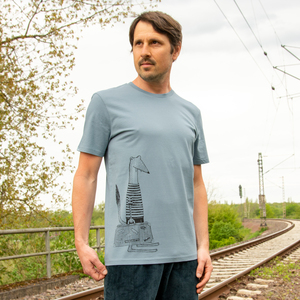 Reisewiesel T-Shirt für Herren - Cmig