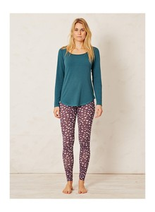 Bamboo Basic Top, Grün - Thought | Braintree