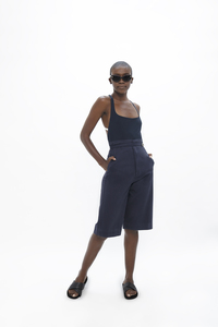 Florence FLR - Above Knee High-Waisted Pants - 1 People