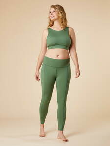"Formende Yoga-Leggings ""Shakti"" - chakrana"