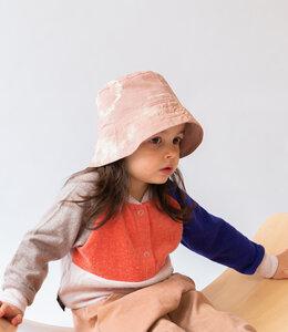 NUNU Sonnenhut/Tie-Dye Batik Sommerhut recycelte Baumwolle - JIMMI WOW