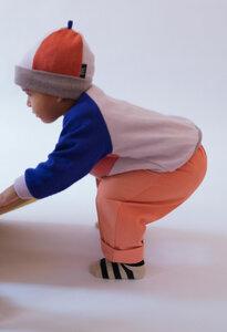 CADO Baby-Sommerhose recycelte Baumwolle - JIMMI WOW