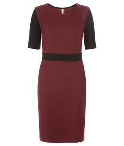 Langley Fitted Dress - People Tree