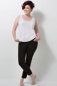 Sunny-Jeans * black - Pearls of Laja