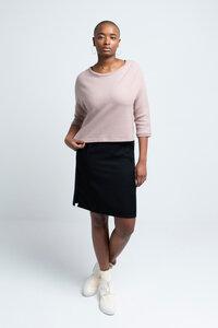 MILEVA - Damen Pullover in Cord-Optik aus Bio-Baumwolle - SHIPSHEIP