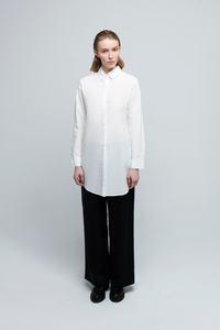 JOAN - Damen Hemdbluse aus Bio-Baumwolle - SHIPSHEIP