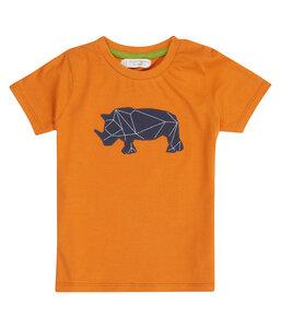 Baby u. Kinder T-Shirt orange Biologisch Sense Organics - sense-organics
