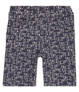 Kinder Shorts dunkelblau Bio Baumwolle Sense Organics - sense-organics