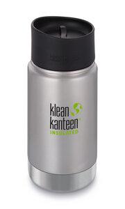 Klean Kanteen Wide Vacuum Insulated mit Café Cap 2.0 (355ml) Modell 2018 - Klean Kanteen