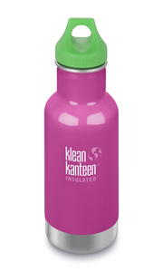Klean Kanteen® Kid Classic Vacuum Insulated mit Loop Cap 355 ml (12 oz) - Klean Kanteen