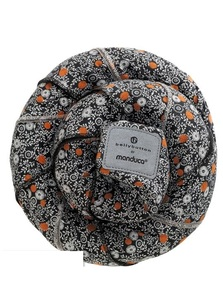 Neue Kollektion der bellybutton by manduca Sling SoftBlossum 100 % Bio Baumwolle - Manduca