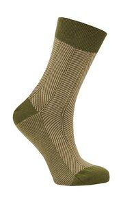 HERRINGBONE Socken - Komodo