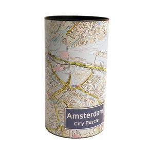 City Puzzle - Amsterdam - Extragoods