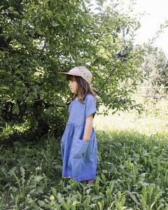 Kleid aus Biobaumwolle für Kinder / Eden Dress - Matona