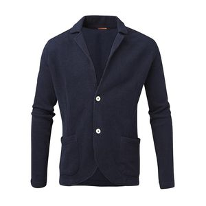 Pearl Knitted Blazer - KnowledgeCotton Apparel