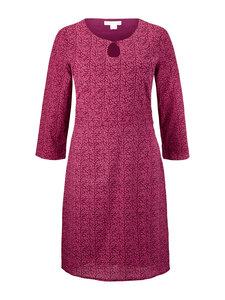 Kleid mit Futter und Paisleyprint - Madness