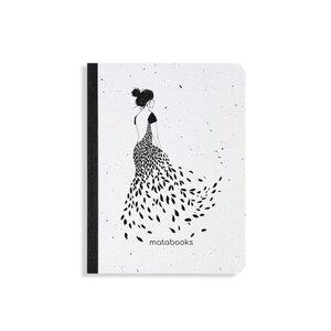 Samenbuch aus Graspapier - Matabooks