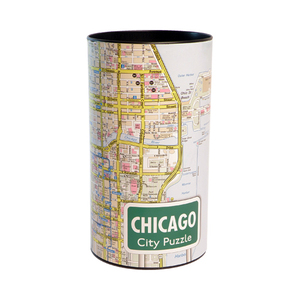 City Puzzle -Chicago - Extragoods