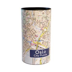 City Puzzle -Oslo - Extragoods