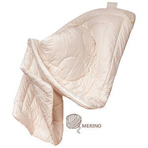 Bio kbT Merino Wolle kbA Bettdecke Schurwolle Übergang / Alle Größen - purnatour