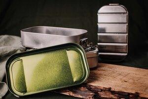 Brotdose grün - tindobo