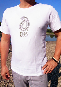 Herren Yoga-Shirt 'Yogi by Nature' - BAGHI