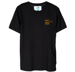 Shirt Make the Ocean great again aus Biobaumwolle - Gary Mash