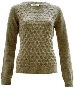 Plaid Pullover Jade - Alma & Lovis