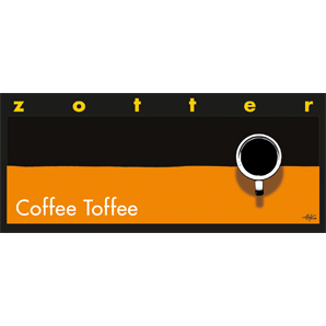 Coffee Toffee - Zotter