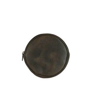 Luna Purse Eco Dark Brown - O MY BAG