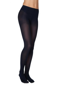 60den Dunkelblau - Strumpfhose - Olivia Premium Tights  - Swedish Stockings