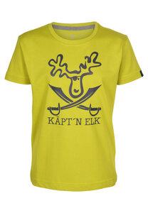 Kinder T-Shirt Schatzinsel - Elkline