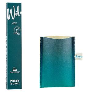 Veganes Wachstuch Minibeutel - Wildwax Tuch