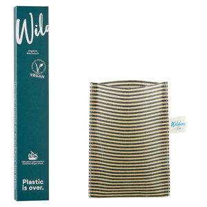 Veganer Wachstuch Minibeutel - Wildwax