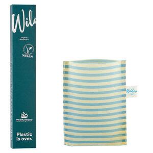 Veganer Wachstuch Minibeutel - Wildwax Tuch