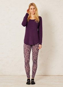 Bamboo Basic Top, Beere - Braintree