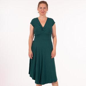 """Damen Kleid aus Baumwolle Bio Jersey (GOTS) """"Dorentina"""" - Chapati Design"""
