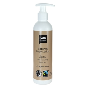 Fair Squared Body Lotion Coconut 250ml  - Fair Squared