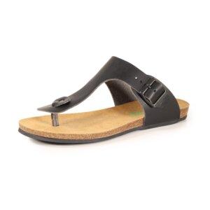 THULA Vegane Zehentrenner Sandale - Fairticken